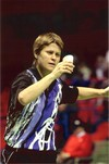 denise julien - all england 2004